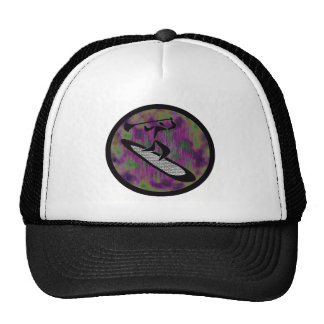 SUP ALL RUNNINGS TRUCKER HAT