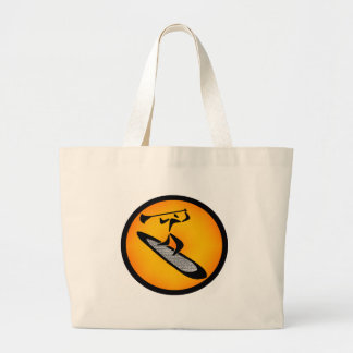 SUP ALL SIDES LARGE TOTE BAG