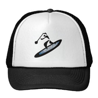 SUP ALL WAVES TRUCKER HAT