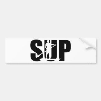 SUP BUMPER STICKER