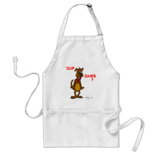 'SUP DAWG? Doggy Apron