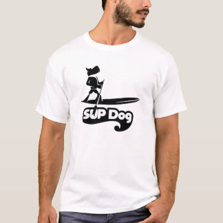 SUP DOG 5 - front and back T-Shirt