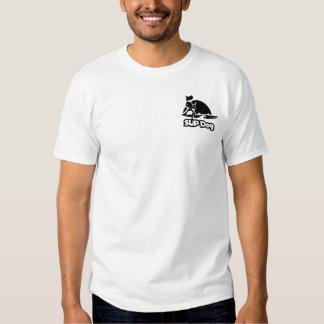 SUP DOG 6 - front pocket T-shirt