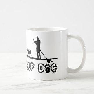 SUP Dog (Dude) Classic White Coffee Mug