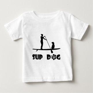 SUP Dog Sitting T Shirt
