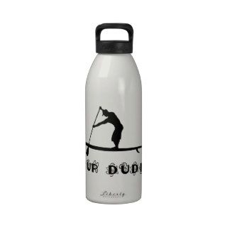 SUP Dude Water Bottle