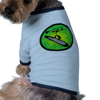 SUP EMERALD WATERS DOGGIE T SHIRT