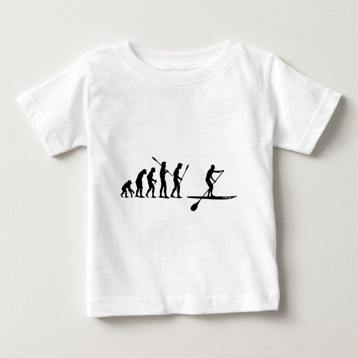 SUP Evolution Baby T-Shirt