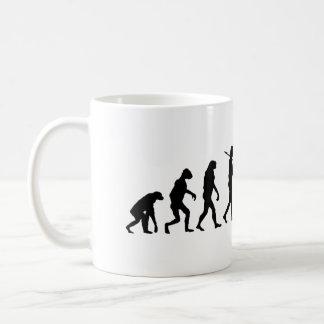 SUP Evolution Coffee Mug