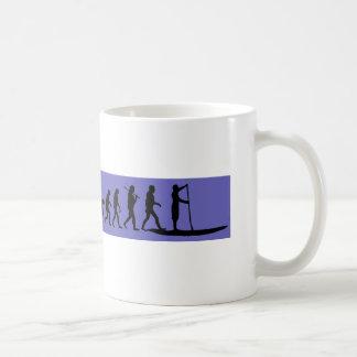 SUP Evolution, standup paddle Coffee Mug