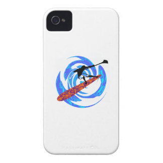 SUP FOR ADVENTURE iPhone 4 Case-Mate CASES