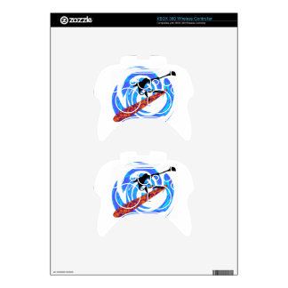 SUP FOR ADVENTURE XBOX 360 CONTROLLER SKINS
