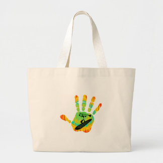 SUP FOR IT LARGE TOTE BAG