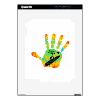 SUP FOR IT SKINS FOR iPad 2