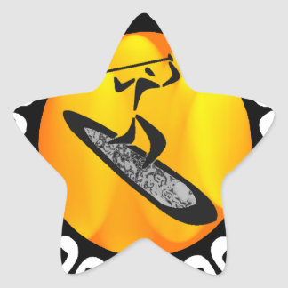 SUP FOR SOL STAR STICKER