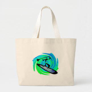 SUP FOR THAT LARGE TOTE BAG
