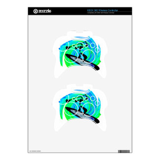 SUP FOR THAT XBOX 360 CONTROLLER DECAL