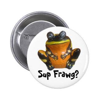 Sup Frawg Pins