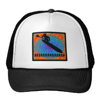 SUP FUN VIBES TRUCKER HAT