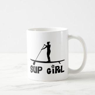 SUP Girl Coffee Mug