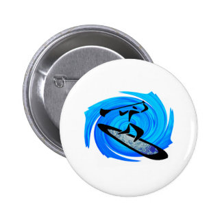 SUP GOES IT PINBACK BUTTON