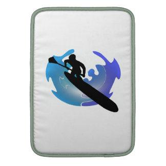 SUP IN SOUNDS MacBook SLEEVE