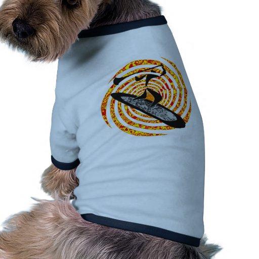 SUP MAKE SHIFT DOG CLOTHING