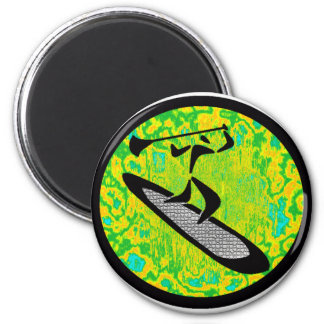 SUP MY DREAMS 2 INCH ROUND MAGNET