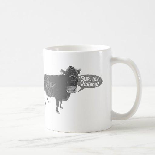 'sup my vegans coffee mugs