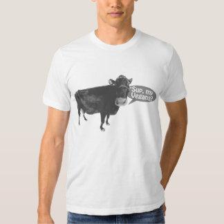 'sup my Vegans Tee Shirt