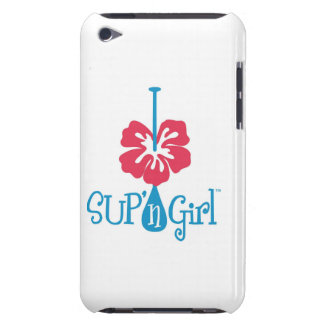 SUP 'n Girl iphone case. Great gift! Barely There iPod Case