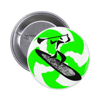 SUP NEW STYLEE PINBACK BUTTON