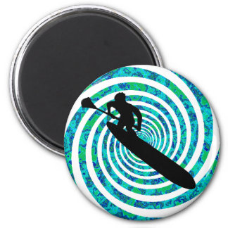 SUP NON STOP 2 INCH ROUND MAGNET