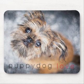 Sup Pup Rup Brussels Griffon Mousepad
