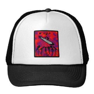 SUP REIGNS NEAR TRUCKER HAT