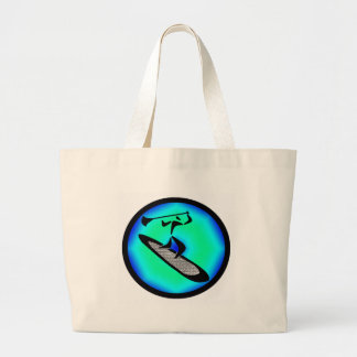 SUP SISTERS BROTHERS LARGE TOTE BAG