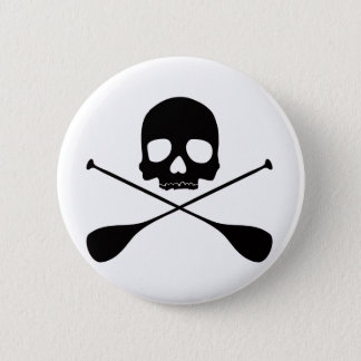 SUP Skull Button