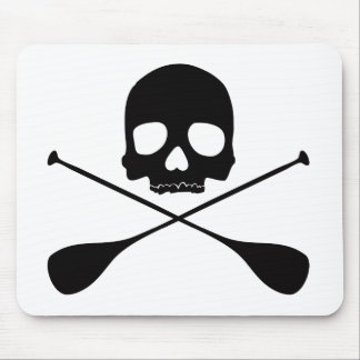 SUP Skull Mouse Pad