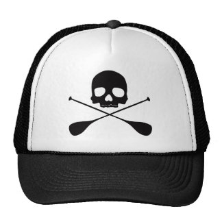 SUP Skull Trucker Hat