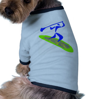 SUP SPICE ISLANDS DOGGIE T SHIRT