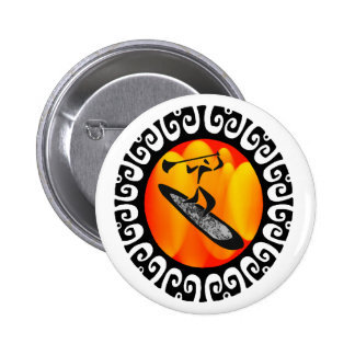 SUP THE DAY PINBACK BUTTONS