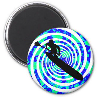 SUP THE MOOD 2 INCH ROUND MAGNET