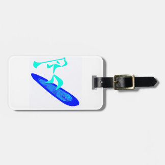 SUP THE SOULFUL LUGGAGE TAG
