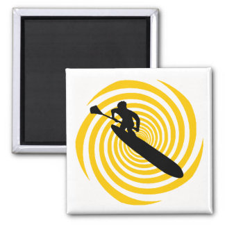 SUP THE STROKE 2 INCH SQUARE MAGNET