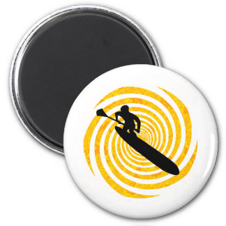 SUP THE SUBTLE 2 INCH ROUND MAGNET