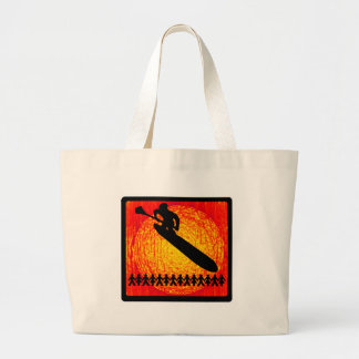 SUP THE SUNLIGHT LARGE TOTE BAG