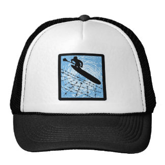 SUP THE WIND TRUCKER HAT