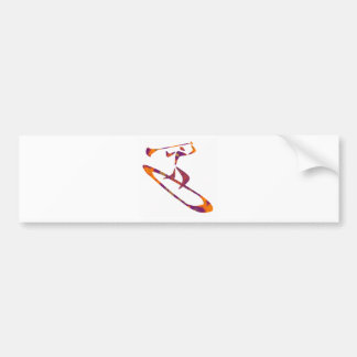 SUP To FOREVER Bumper Sticker
