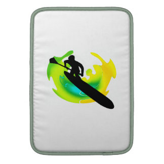 SUP TO VIBRANCE MacBook SLEEVE