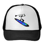 SUP TRIPLE VISION TRUCKER HAT